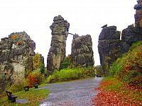 Externsteine bei Horn-Bad Meinberg  http://www.lipperland.de/fotoalbum