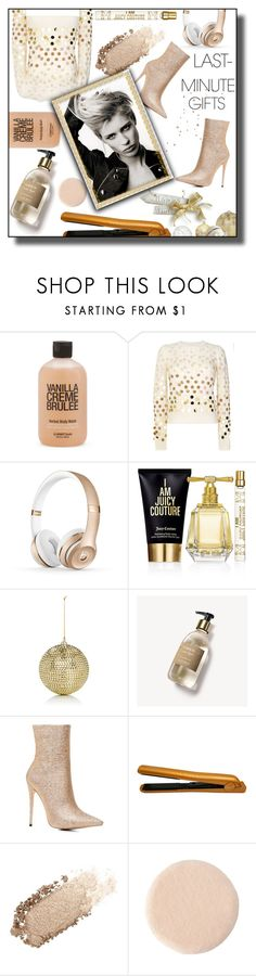 """""""Reconvene"""" by nusongbird ❤ liked on Polyvore featuring Marc Jacobs, Juicy Couture, Gold Eagle, Burberry, ABS by Allen Schwartz, Chantecaille and polyPresents"""