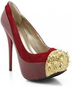 Rock high heels