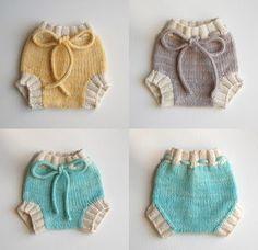 Tomboy Knits :: beautiful baby knitwear