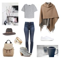 """Untitled #8"" by molnar-eszter on Polyvore featuring J Brand, rag & bone and Dorothy Perkins"