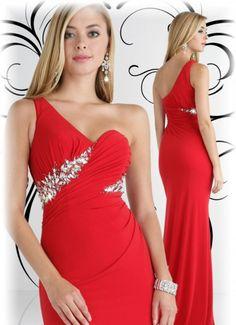 Top 10 cele mai elegante rochii de seara rosii pentru Craciunul 2012