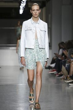 Richard Nicoll Ready To Wear Spring Summer 2015 London