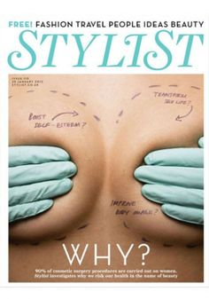 #covers Stylist Magazine