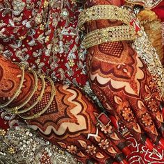 New Bridal Henna Hands Brides Mehendi Ideas