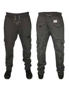 Coded joggers Cuffed Joggers, Mens Joggers, Sweatpants, Men's Bottoms, Showroom, Parachute Pants, Jeans, Fitness, Fashion