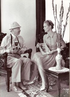Kate Moss in Vietnam - Vogue 1996