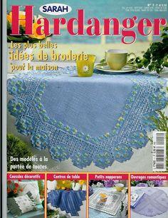 Sarah Hardanger no 1 avril 2008 - Nilza Helena Santiago dos Santos - Picasa Web Albums