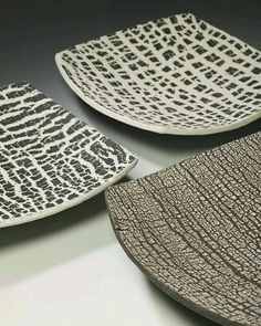 This pottery collection would look great framed in a shadowbox. #SCULPTURE