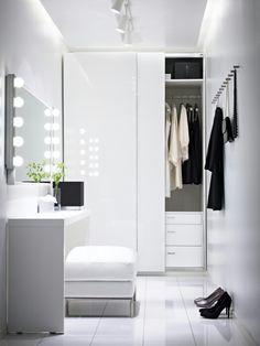 Vestidor de Ikea