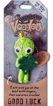 """""""Good Luck"""" Watchover Voodoo Doll - Keychain, Bag Charm, Good Wishes Diy Voodoo Doll Keychain, Watchover Voodoo Doll, String Voodoo Dolls, History And Heraldry, Yarn Dolls, Worry Dolls, Gothic Dolls, Practical Gifts, Good Luck"""