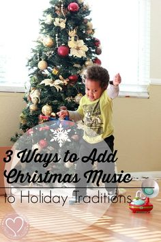 3 Ways to Add Christmas Music to Your Holiday Traditions Do you purposefully add Christmas music to your holiday traditions? It's a great tool for legacy building. Here are 3 ways to add music to your holidays. Play Christmas Music, Christmas Crafts For Kids To Make, Christmas Activities For Kids, Kids Learning Activities, Christmas Fun, Spanish Holidays, Holidays Around The World, Toddler Crafts, Christmas Traditions