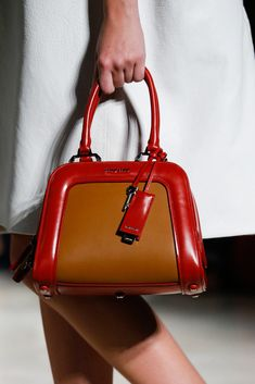 Miu Miu Spring 2015 handbags.