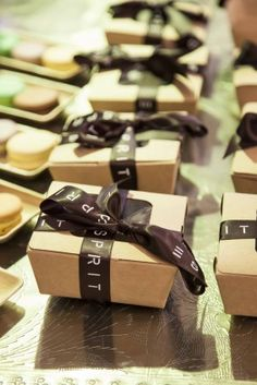 ESPRIT by beChic Catering - Coffee Break Box
