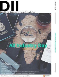 2016 Winter Issue/Dallas Insurance Insider