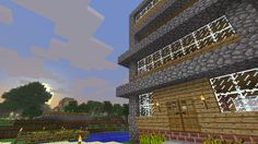 My Frontier world was the most developed Mincraft save. It's got a ton of cool stuff.