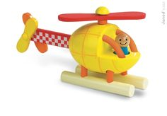 Janod Helicopter | The Toadstool