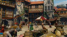 Witcher 3, Novigrad - City