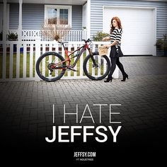 "THIS is JEFFSY our new 29"" trailbike that seems to have lovers and haters. What about you? Hate him love him? Check out www.jeffsy.com. #ilovejeffsy by yt_industries"