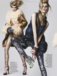 bd997395cb61 The Terrier and Lobster  Miu Miu Fall 2011 Glitter Booties Off the Runway  Modern Baroque