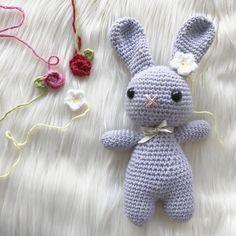 Easter Bunny Crochet Pattern – ZoeCreates