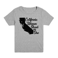 California Women Stand as One Net proceeds benefit Planned Parenthood. Design by GDK, printing by Brand Marinade. Womens Rights Feminism, Woman Standing, California, Mugs, Women's Rights, Mens Tops, Prints, Women Rights, Tumblers
