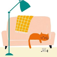 Have a relaxing weekend! #home #weekend #cosytime #cat