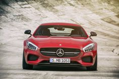 The Mercedes-AMG GT S Is A 503 HP Land Missile Aimed At Porsche