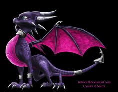 Click to see speed VIDEO Update: the hindlegs and tail has been darkened Alright, it's not the first. However, this is part 2 of 3 of my plan to paint spyro and cynder. If you haven't seen part 1 (...