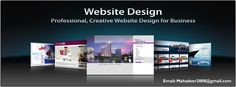 Website Designing @ S$ 299 only  Contact me mswebdevelopersg@gmail.com