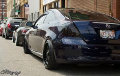 scion tC, bbs