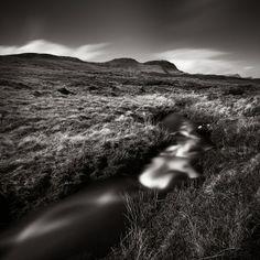 Xavier Rey Photographies - Ecosse | The River III - Ile de Skye, Ecosse 2011