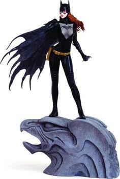 NUOVO DC Comics Bombshells la Batgirl di STATUA EDIZIONE LIMITATA DA COLLEZIONE UFFICIALE