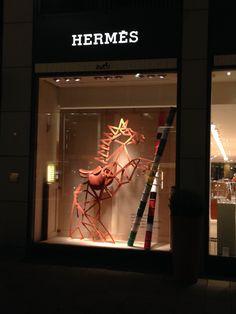 Hermès, Berlin, Germany Cavalos inspiram força, beleza, refinamento e elegância…