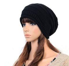2017 New Women Autumn Hat Skullies Casual Touca Cotton Hip Hop Ring Warm Beanies  Cap Fall 153da2744ff7