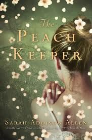 Book Club: The Peach Keeper by Sarah Addison Allen hardback I Love Books, Great Books, Books To Read, My Books, Summer Reading Lists, Love Reading, Best Book Covers, The Jacksons, Book Nooks