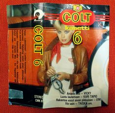 Colt 6 -kokoelma vuodelta 1978. Yle tarpeisto. yle.fi/lomamatka70luvulle