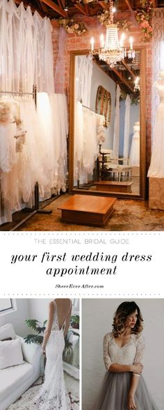 Wedding dress hunting is usually a central part of your journey as a bride, and with the number of styles, fabric colors, shapes and designers out there, make Stunning Wedding Dresses, Colored Wedding Dresses, Wedding Book, On Your Wedding Day, Bridal Gowns, Wedding Gowns, Bridal Salon, Bridezilla, Wedding Dress Shopping
