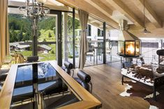 Hotel Matterhorn FOCUS cuddles up at the foot of the most beautiful Alpine peak in an invigoratingly sophisticated style. Zermatt, Design Hotel, Unusual Hotels, Finnish Sauna, Four Rooms, Jacuzzi Outdoor, Roof Window, Mountain Bike Trails, Double Room