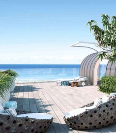 Luxurious Lighthouse Abodes - Pacific Bondi Beach Apartments in Sydney Will Light Up Your Life (GALLERY)