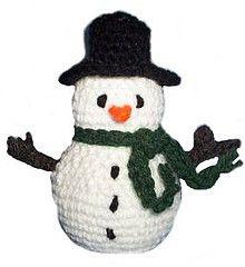 Frosty by Patti.  FREE PDF 12/14.