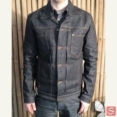 Edwin - Flathead Jeans jacket - Sivletto – Rockabilly clothes and stuff 50's style ($200-500) - Svpply