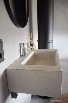 Scandinavian Home, Sink, Finland, House, Home Decor, Sink Tops, Vessel Sink, Decoration Home, Home