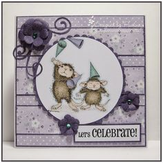 House-Mouse & Friends Monday Challenge: Final Challenge of 2014 going into Christmas and New Years