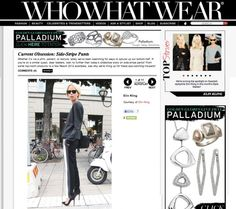 "WhoWhatWear is a great resource for examining ""trickle-down"" trends in apparel and accessories."