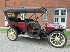 1911 Cadillac 30 Standard Five-Passenger Touring