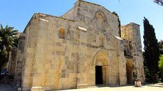 La Iglesia de Santa Ana en Jerusalén.