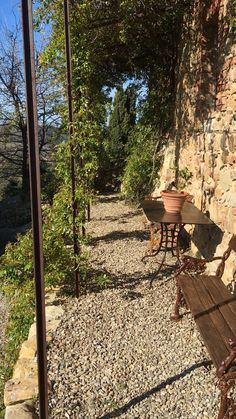 The beautiful gardens & views at Castello Di Vicarello in Tuscany Tuscany Italy Europe travel hotel 864620828441852499 Hotels In Tuscany, Tuscany Italy, Visit Chile, Travel Hotel, Toscana Italia, French Style Homes, Tuscan Decorating, Terrace Garden, Travel Style