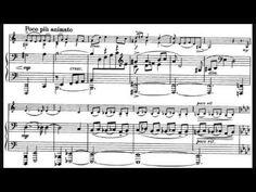 PROKOFIEV Sergei (1891-1951) - Violin Sonata No. 1