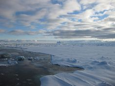 Melting sea ice could be 'a driver of changes in the climate system. All About Water, Sea Ice, Earth Goddess, Science, Environmental Issues, Rest Of The World, Global Warming, Mother Earth, Climate Change